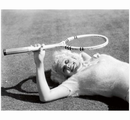 Jean Harlow (ph Virgil Apger:MGM, 1934