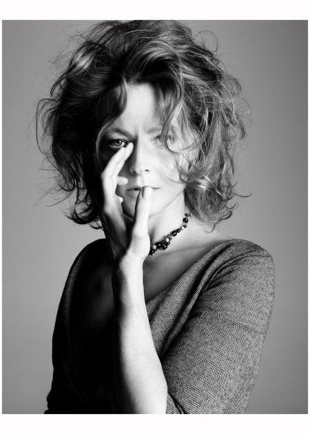 Jodie Foster Photo Inez & Vinoodh 4