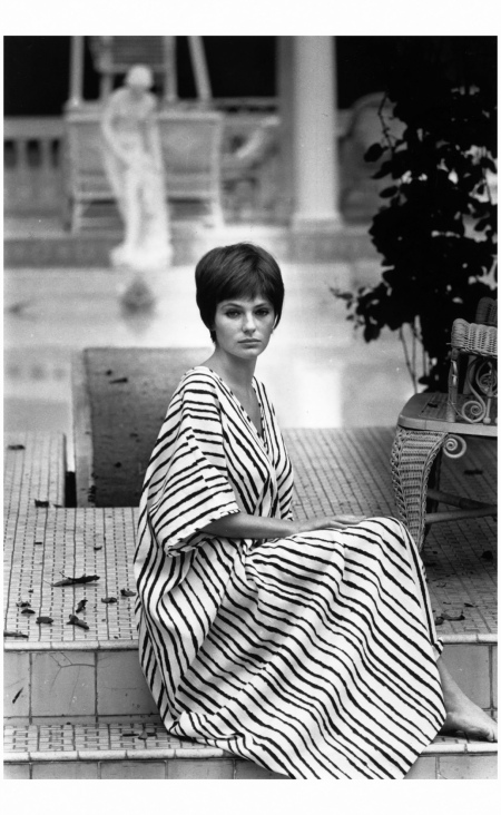 Model and actress Jacqueline Bisset in 1968. Photography by Harry Benson:Getty Images