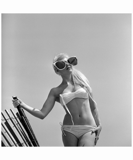 Model June Pickney, 1960 Photo Stan Wayman—Time & Life Pictures:Getty Images