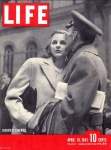 Soldier's Farewell 1943 Photo Alfred Esenstaedt cover
