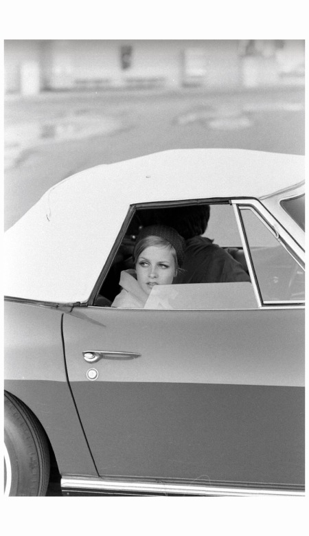 Twiggy 28 apr 1967 Photo Ralph Crane