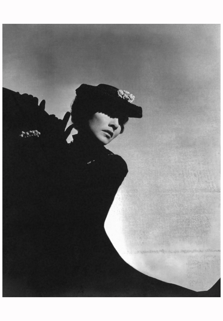 Eve March for Vogue, 1937 Photo Horst P.Horst