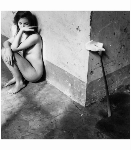 Francesca Woodman American photographer, 1958-1981 Rome, 1977-78