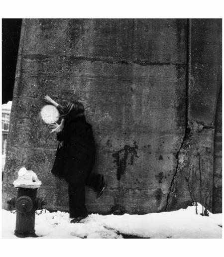 Francesca Woodman American photographer, 1958-1981 Sloan, Providence, Rhode Island, 1976