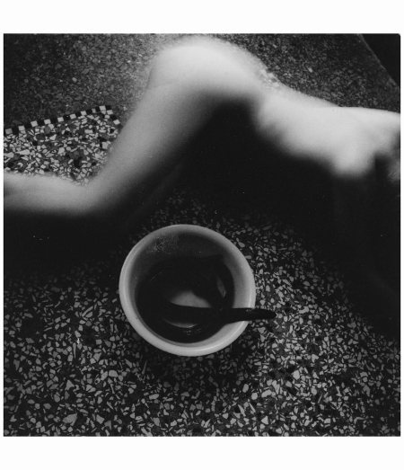 Francesca Woodman, From the Eel Series, Rome, 1977-78
