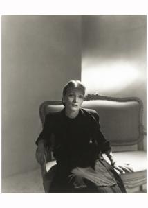 Marlene Dietrich, 1947 Photo Horst P. Horst