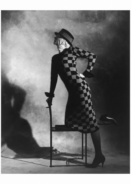 Perry Ellis dress - NYC 1982 Photo Horst P. Horst