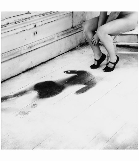 Providence, Rhode Island, 1976 Photo Francesca Woodman