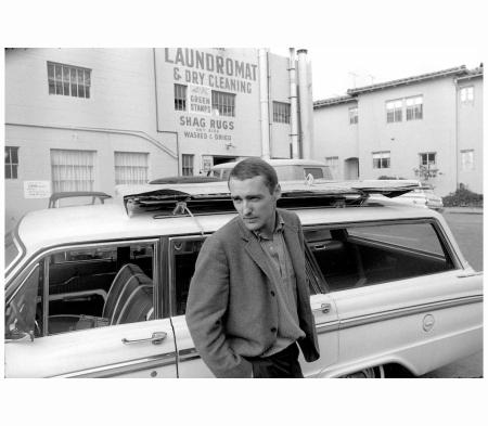 Self Portrait, Los Angeles, 1963 Dennis Hopper