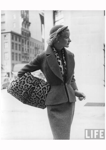 Sunny Harnett 1951 Photo Nina Leen b