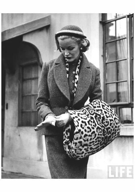 Sunny Harnett 1951 Photo Nina Leen