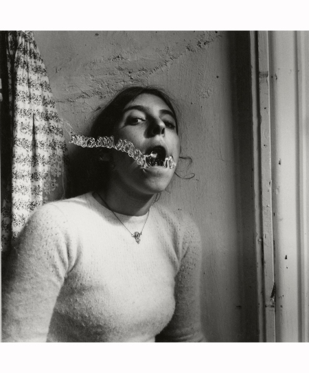 Francesca Woodman Self Providence RI 1977