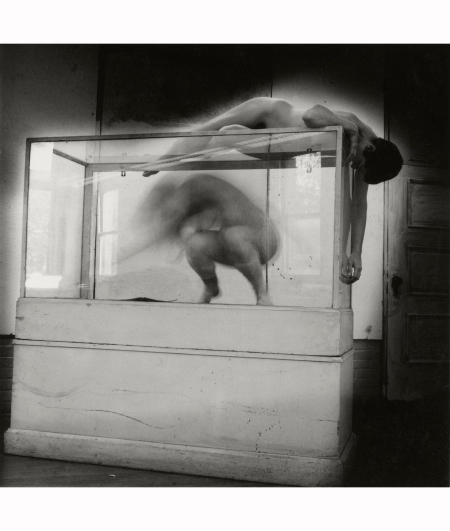 Francesca Woodman Space Providence RI 1976