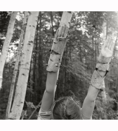 Francesca Woodman Untitled Mac Dowell Colony Peterbrough New Hampshire 1980