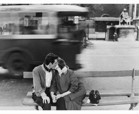 Parigi, 1954. © Gianni Berengo Gardin