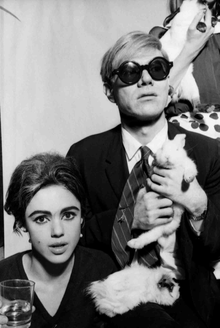 Warhol & Sedgwick , 1965