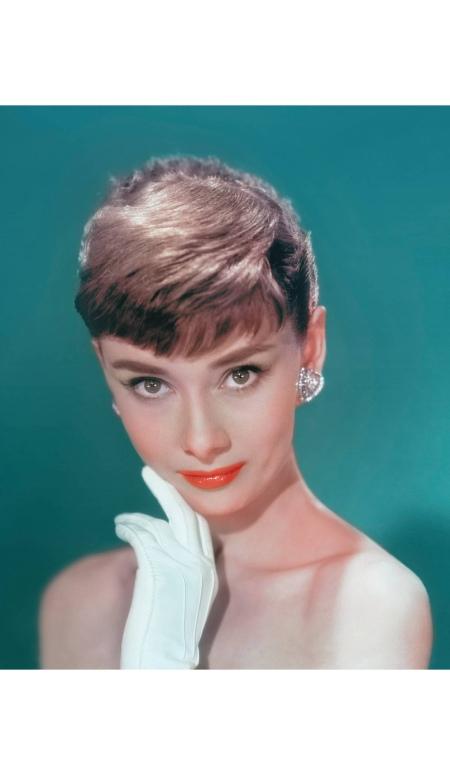 Audrey Hepburn Roman Holiday1953